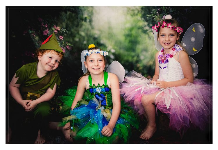 Fairy and Child Photographer in Brigg near Scunthorpe